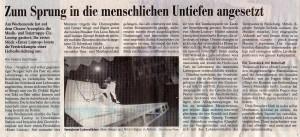 Kritik Südostschweiz 07